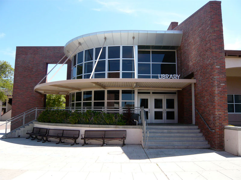 Image result for monta vista high school library